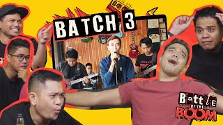 Alif Satar & The Locos Reviews Audition Videos from Battle of the Boom   Batch 3