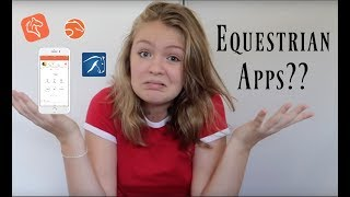 MY FAVOURITE EQUESTRIAN APPS