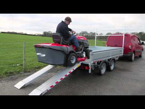 The Ramp Company Flatbed Trailer Ramps