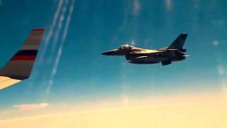Самолет Президента России изнутри. Путин в летающем офисе.