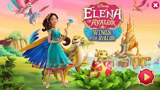 Let's Play Wings Over Avalor! | Elena of Avalor | Disney Junior