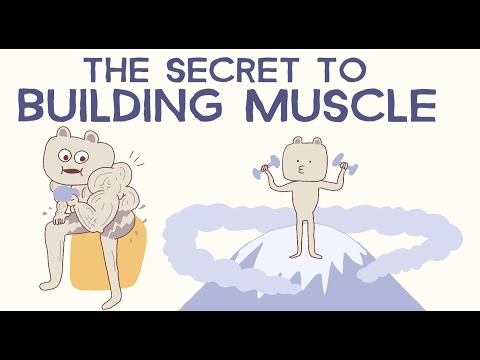 Thumbnail: Tricks To Help Your Body Grow Muscle