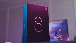Xiaomi Mi 8 | El INCREIBLE teléfono que estabas esperando!!