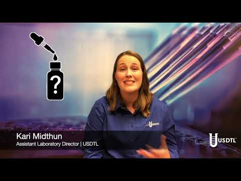 Kari Midthun at SOFT 2019 – Transformation of CBD to THC
