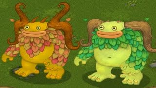 How to breed Rare Entbrat Monster 100% Real in My Singing Monsters!