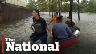 Texans pull together to aid rescue effort following Hurricane Harvey