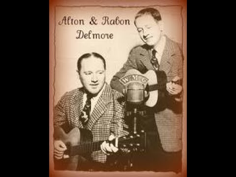 1911 Delmore Brothers - Going Back to the Blue Ridge Mountains