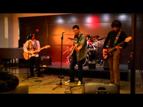 Grand Central Affair Live at St. John's University (11/14/14)