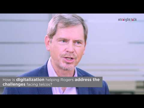John Toomey, SVP at Rogers Communications, on driving business through Digitalization