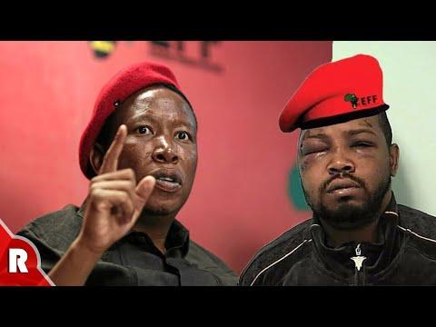 EFF Julius Malema Responds To Western Cape Brackenfell Clash