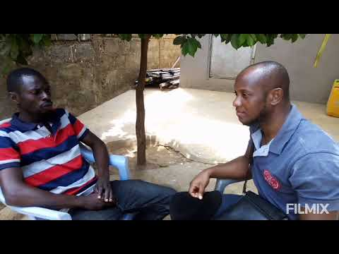 Election 2020/A chat with a peace walker from Temale to Accra