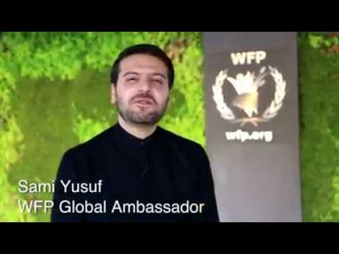 World Food Programme sami yusuf 2016