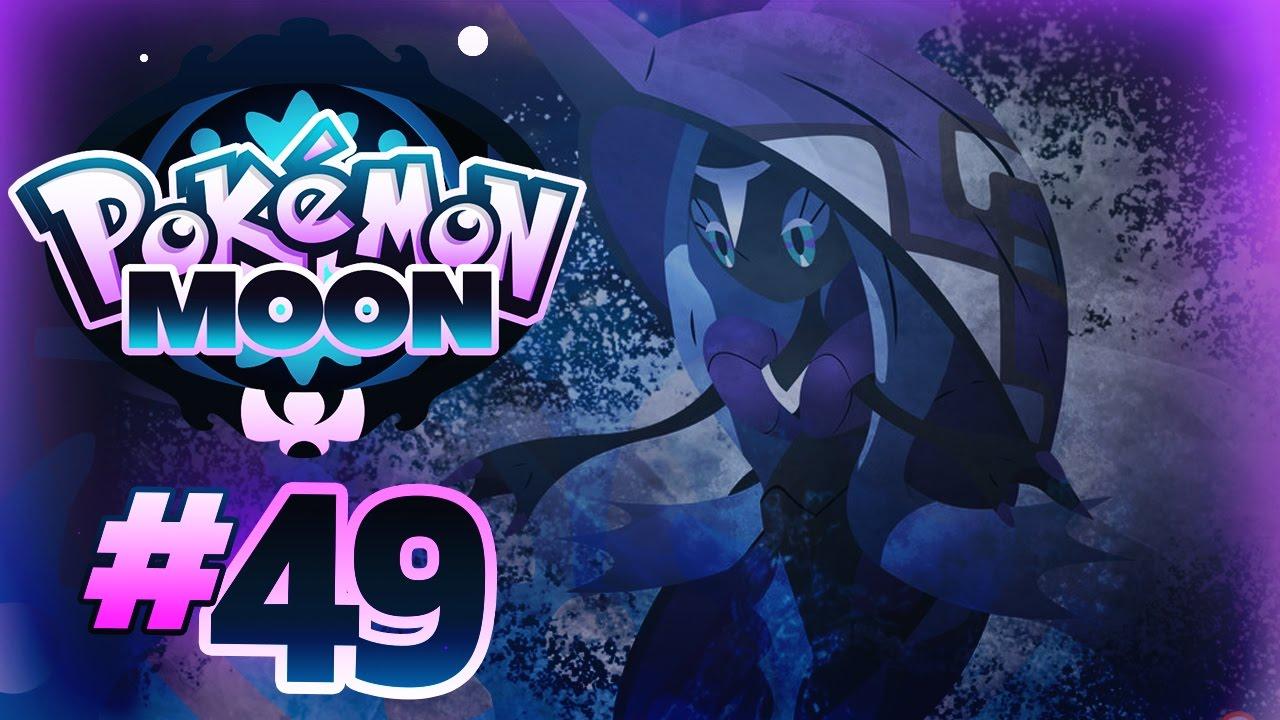 Pokemon Sun & Moon Episode 49