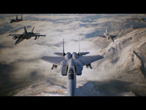 Trailer Compilation - Ace Combat 7: Skies Unknown