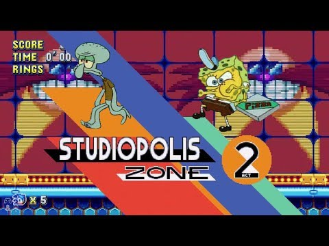 Krusty Studiopolis Pizza Zone
