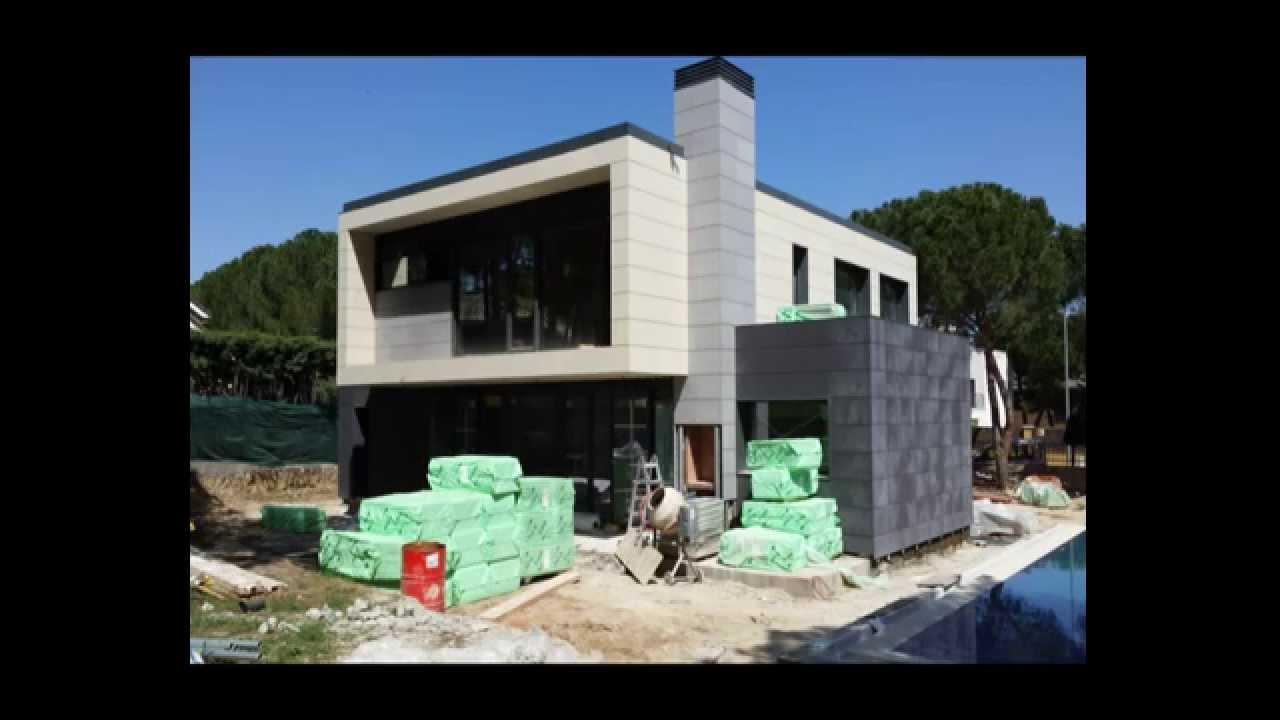 Construcci n de vivienda unifamiliar de dise o - Diseno vivienda unifamiliar ...