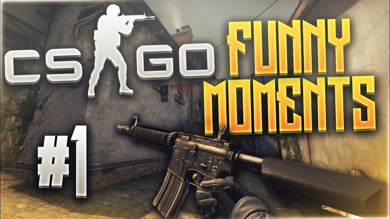 CS:GO - Funny Moments! #1
