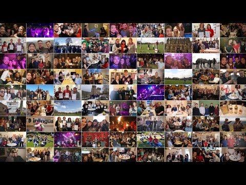 inlingua Edinburgh Best Memories of 2018