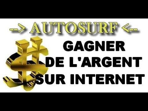 Gagner de l'argent grâce aux autosurfs [HD|FR]