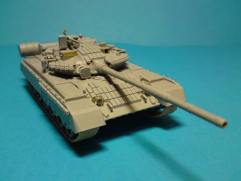 T 80 BV - Modelcollect 1/72 ( Part 1 )