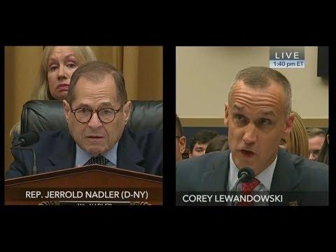 The Conservative Circus with James T. Harris - Watch Corey Lewandowski Punk Jerry Nadler