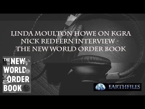 Linda Moulton Howe -Nick Redfern KGRA