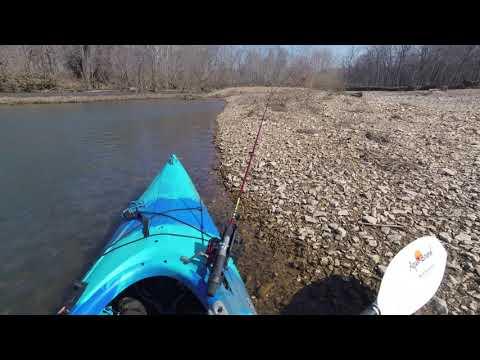 Stream Fishing