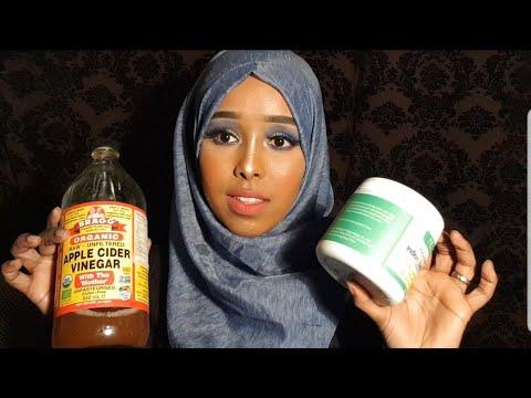 After makeup Hamdi maxeey sameysa waa sir culus