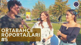 Ortabahçe Röportajları #5 #yıldıztekniküniversitesi #ytü