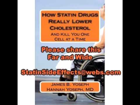 How Statin Drugs REALLY Lower Cholesterol (And Kill You One Cell at a Time)