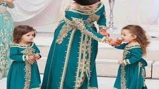 موديلات الملابس التقليدية للبنات من قناة مريمة