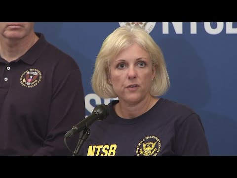 NTSB update on B-17 plane crash