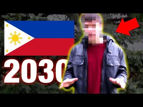 Time Traveler Noah Reveals Future of The Philippines