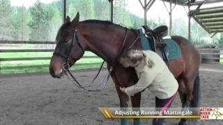 Running Martingales: When, Why and How to Adjust
