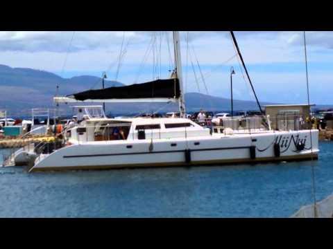 Maalaea Harbor Sailing Catamaran Cruises