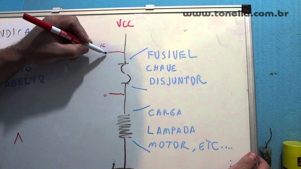 Circuito Aberto : Tonella led indicador de circuito aberto hd youtube