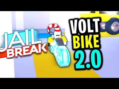 Roblox Jailbreak Volt Bike 2 0 Jailbreak Ios E3trafk Video Roblox Jailbreak Volt Bike 2 0 Youtube