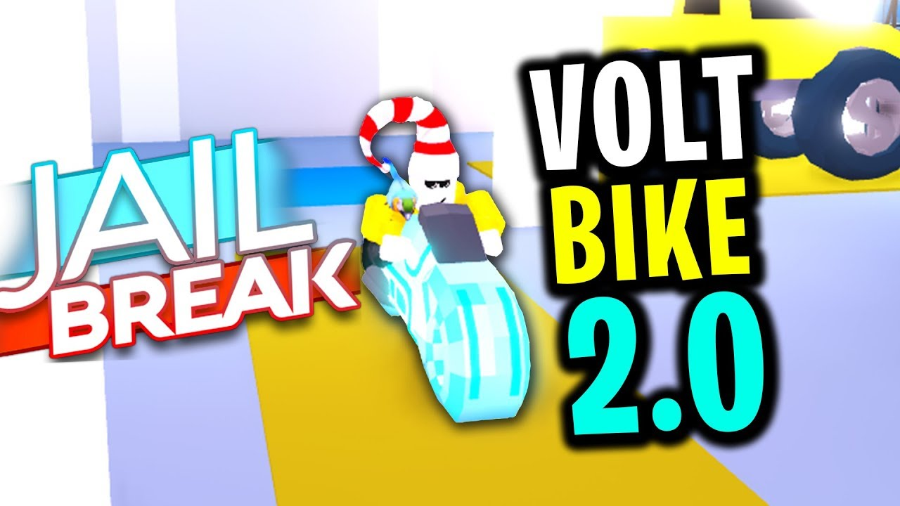 Rageelixir Roblox Jailbreak How To Get Robux Free Games Roblox Jailbreak Volt Bike 2 0 Youtube