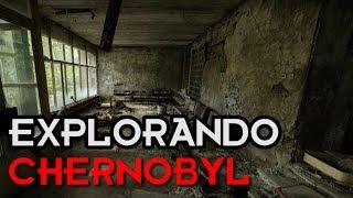 ¿Hay gente en Chernobyl? / Google Maps