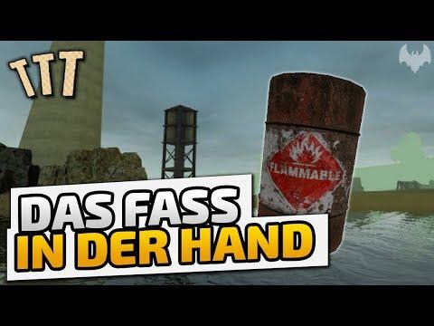 Das Fass in der Hand - ♠ Trouble in Terrorist Town ♠ - Let's Play TTT - Dhalucard