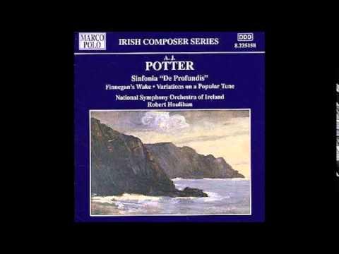 A J Potter Fantasia Gaelach No 1
