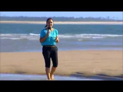 Jornal Hoje traz em destaque praias de Aracaju e Ituporanga D'Ajuda