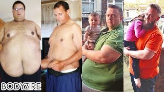 Amazing Men Weight Loss Transformation Male Obese To Muscle Fit Motivation Before And After
