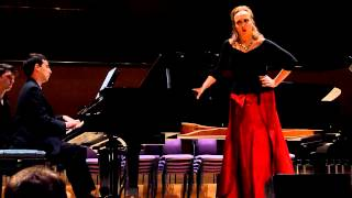 "Alexandra Sherman sings Joaquín Nin ""El Vito"" HDVideo"