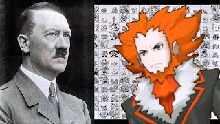 Pokemon Theory: Lysandre Is Hitler And Team Flare Are Nazi