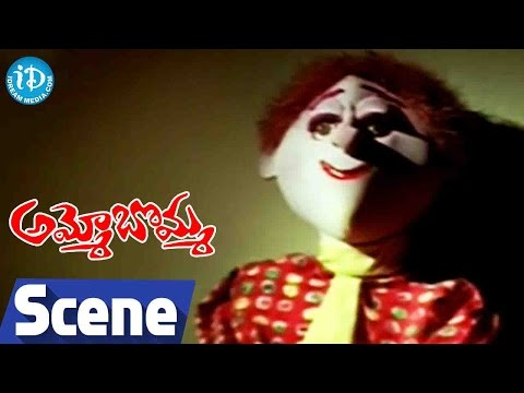 Ammo Bomma Movie Scenes - Gangaram Doll Threats Rajendra Prasad || Suman || Uma Shankari