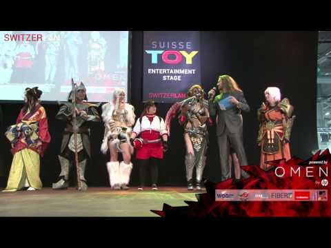 SwitzerLAN Cosplay Contest 09.10.16