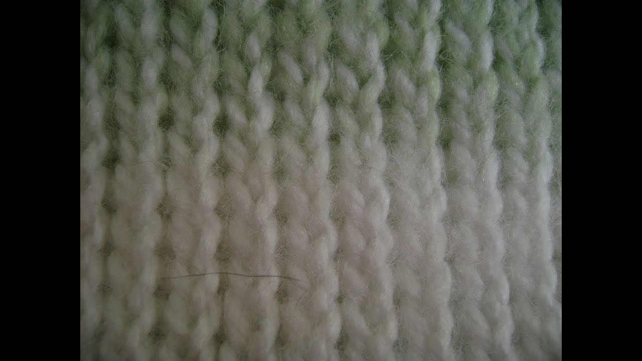 Crochet - Afghan or Tunisian Crochet Knit Stitch Doovi