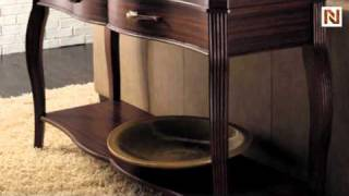 Grand Salon Sofa Table T04589-00 By Hammary Furniture