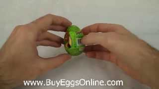 scooby doo chocolate surprise egg unpack buy them with free shipping to usa